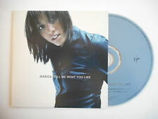 JESSICA : TELL ME WHAT YOU LIKE ( 4 TITRES ) [ CD SINGLE ] ~ PORT GRATUIT