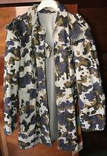 Blue Violet Fleck Romania Jandarm Urban camouflage M93 camo Romanian Army