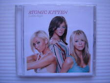 ATOMIC KITTEN - LADIES NIGHT - 15 TRACKS - FREE POST UK