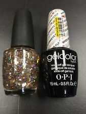 """2 OPI GEL POLISH GEL +COLOR """"WHEN MONKEYS FLY!"""" GC T58 Duo  Disney OZ Collection"""