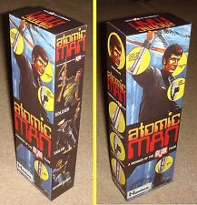 GI JOE ATOMIC MAN CUSTOM COFFIN STYLE BOX ONLY