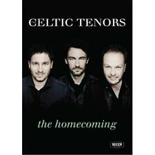 CELTIC TENORS THE HOMECOMING DVD ALL REGIONS PAL NEW