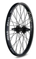 VANDALS BMX LHD Rear Wheel Fully Sealed 9T Cassette 14mm Double Wall Black SALE!
