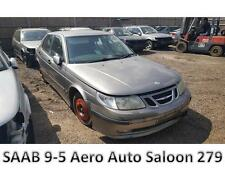 Saab 9-5 2.3HOT auto 2002 Aero Saloon Breaking Dismantling Engine gearbox 246