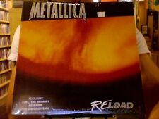 Metallica Re-Load 2xLP sealed vinyl RE reissue Reload