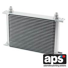 APS Gearbox/Diff/Engine Oil Cooler - 25 Row, 235mm, -12 JIC Male Fittings