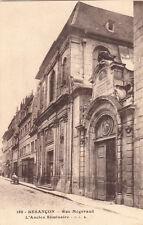 BESANCON 180 rue mégevand l'ancien séminaire écrite 1919