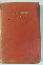 "Book. ""Old West Bromwich"" -or- ""The Story of Long Ago,"" by Henry Herbert Prince."