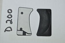 Genuine New Nikon D200 Rear Grip Rubber (Repair Part) COVER FREEPOST UK Seller