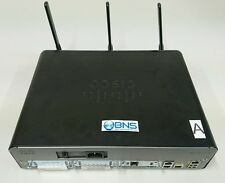 A CISCO 1941W-E/K9 Integrated Wireless Services Router