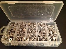 Bike Bolt Kit 430 Pcs Handy Assorted A2-70 Stainless Steel Fasteners - Kit BK01