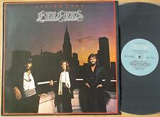 THE BEE GEES BULGARIA BALKANTON LP: LIVING EYES(BLAUES LABEL; BTA 11278)