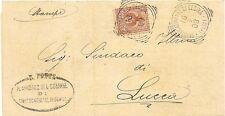 P459   Pisa  MONTECATINI VAL DI CECINA 1903