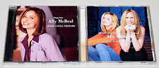 2 CD SET VONDA SHEPARD - SONGS FROM ALLY MCBEAL & HEART AND SOUL NEW SONGS