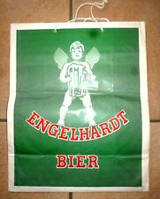 1950/60s Engelhardt Brauerei +1988 Berlin Paper Shopping Bag