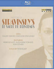 The Story of Stravinsky's Le Sacre du Printemps New Blu-ray