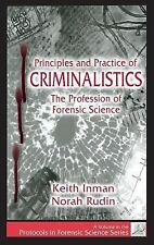 Principles and Practice of Criminalistics: The Profession of Forensic Science (P