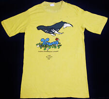 VINTAGE 70 1976 SEA SHIRT HAWAII SCENIC SURF BELTON T-SHIRT POLY TEES SUNSTROKES
