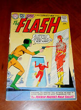 THE FLASH #119 (1961) G-VG (3.0) cond.  MIRROR MASTER