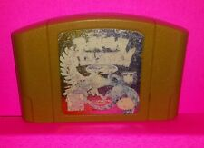 Pokemon Stadium 2 (Nintendo 64, 2001) DAMAGED LABEL N64