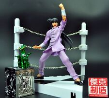Jacksdo Saint Seiya Myth Cloth EX Dragon Shiryu Casual Wear Ver. Action Figurine