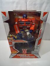 Transformers 20th Anniversary Masterpiece OPTIMUS PRIME & SKYWARP MINT-IN-BOX G1
