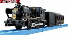 PLA-RAIL S-51 8620 Steam Locomotive Hitoyoshi Train By Tomy Trackmaster Japan