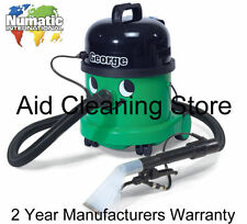 Numatic Industrial George Green Wet Dry Builders Vacuum Cleaner Hoover GVE370