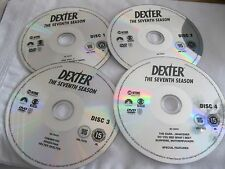 DEXTER -THE SEVENTH SEASON DISCS 1-4-- DISC ONLY (DS)  {DVD}