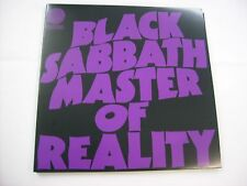 BLACK SABBATH - MASTER OF REALITY - BRAND NEW 2LP VINYL REISSUE 180 GRAM - 2009