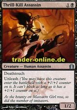 Thrill-Kill Assassin (Meuchelnde Thrill-Killerin) Return to Ravnica Magic