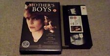 MOTHER'S BOYS BIG BOX GUILD UK VHS PAL VIDEO 1993 Jamie Lee Curtis Sexy Erotic