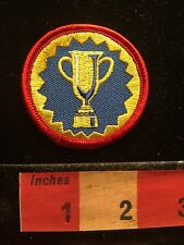 """Cool 2"""" Jacket Patch ~ Golden Victory Cup Award 66WP"""