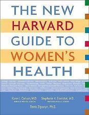 The New Harvard Guide to Women's Health-ExLibrary