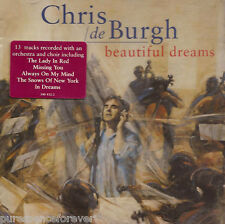 CHRIS DE BURGH - Beautiful Dreams (UK 13 Tk CD Album)