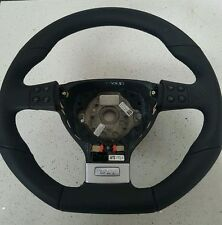 VW Mk5 Golf GTI Gli R32 Multi Function Steering Wheel Flat Bottom BRAND NEW