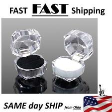 LOT ring boxes - jewelry store / pawn shop SUPPLY - WHOLESALE - fast ship