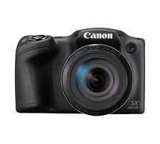 Canon POWERSHOT sx420 20mp 42x Zoom Fotocamera Bridge-Nero