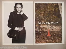 Julia Roberts for Givenchy 2-Page PRINT AD - 2015