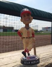 Stan Musial Gateway Grizzlies St. Louis Cardinals Super Rare Bobblehead /500