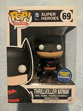 Funko Pop Heroes Thrillkiller Batman #69 Midtown Comics Exlcusive