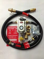 LPG (Calor Gas ) Propane,   Cooker fitting Kit, Two Cylinder