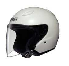 NEW IN BOX SHOEI J STREAM WHITE L Large  HELMET Made in Japan