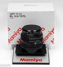 Mamiya RB PRO-SD KL 127mm/3.5 LENS