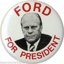 Vintage 1976 Gerald FORD for PRESIDENT Campaign Button (1846)