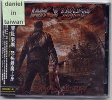 Lost Society: Terror Hungry (2014) CD + BONUS TRACK TAIWAN