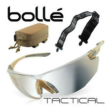 Bolle Tactical Spectacles / Goggles COMBAT - TAN Mount - Military / Paintball