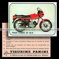 #pnms79.287 ★ PUCH GT 50 COBRA ★ Panini Moto Sport 79