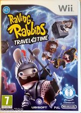 RAVING RABBIDS TRAVEL IN TIME Game for Nintendo Wii
