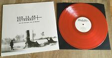 God is an astronauta-ALL IS violent, all is bright * LP * Limited Neon Red VINILE